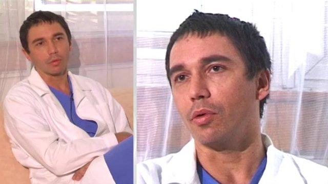 Matej Nosáľ: Desí ma stav slovenského zdravotníctva.