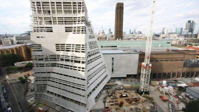 Galéria Tate Modern otvorí nové priestory výstavou slávnej americkej umelkyne