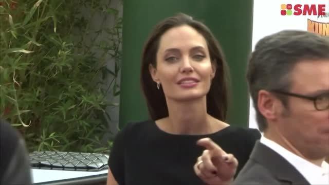Angelina Jolie ukázala extrémne štíhlu postavu