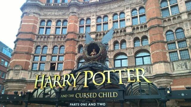 Divadelné predstavenie o Harrym Potterovi bude hit, hovoria prví diváci