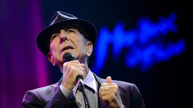 Hudobný svet tento týždeň opustil legendárny Leonard Cohen