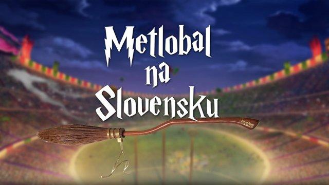 Takto vyzerá tréning slovenskej reprezentácie v metlobale