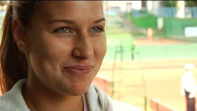 Tenistka Dominika Cibulková: Som obyčajné dievča