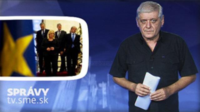 TV Správy: Vznikla rozpočtová koalícia