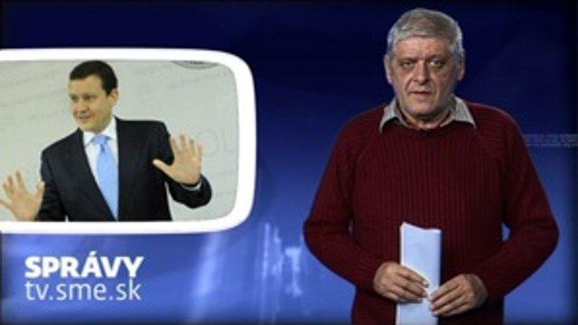 TV Správy: Lipšic obhajoval akciu proti piťovcom