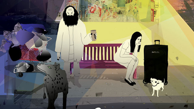 Animovaný film Prach a ligot