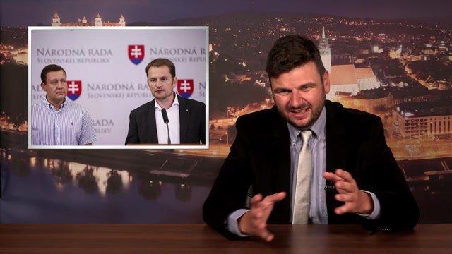 Ťažký týždeň s Janom Gorduličom: Takto vyzerá ponuka pred voľbami. A je si z čoho vyberať