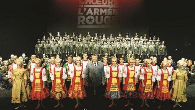 Uvidíme budúci rok na Eurovízii aj ruský armádny umelecký zbor?