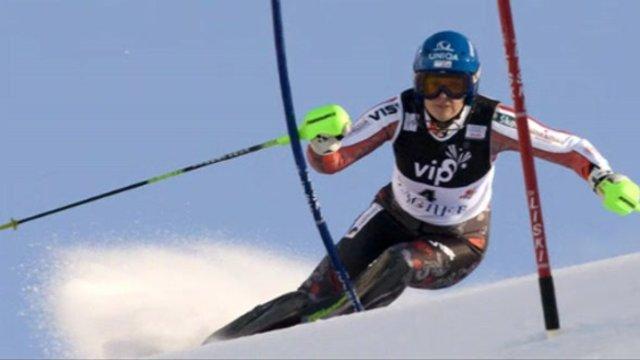 Lyžiarka Veronika Zuzulová: Som opatrný lyžiar