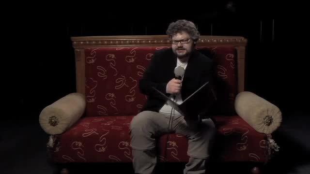 O mužovi s igelitkou