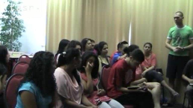 Riaditeľ Múzea židovskej kultúry prednášal o rómskom holokauste