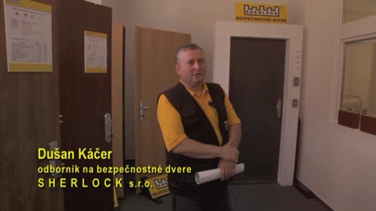 dca37e4676 Prečo sú dvere od SHERLOCK® najpredávanejšie  - Video SME