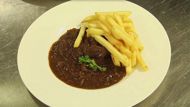 Na belgickom menu musia byť ryby, pivo, a čokoláda