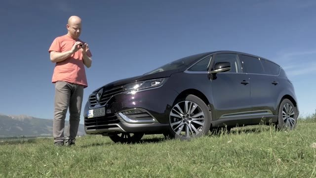 TEST:Renault Espace zmenil charakter