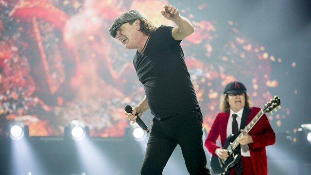 Kapela AC/DC dokončí americké turné s náhradným spevákom