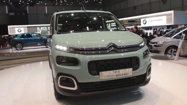 Autosalón Ženeva: Citroën Berlingo príjemne prekvapilo odkladacími priestormi v kabíne