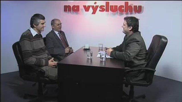 Ján Čarnogurský a Peter Tatár o novembri 1989