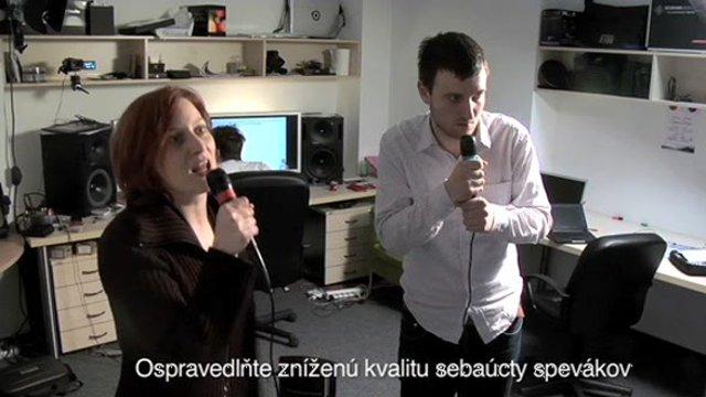 Singstar Abba. Eurovízia sa nechytá
