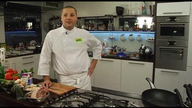 Večera snov: Ako pripraviť jahňací hrebienok a ratatouille