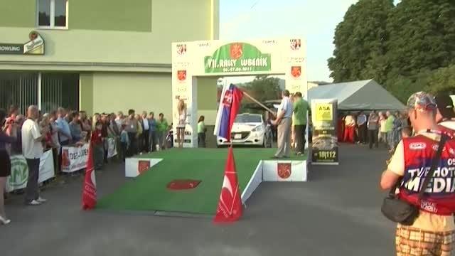Pozývame vás na Rallye Tatry. Videom z Lubeníka