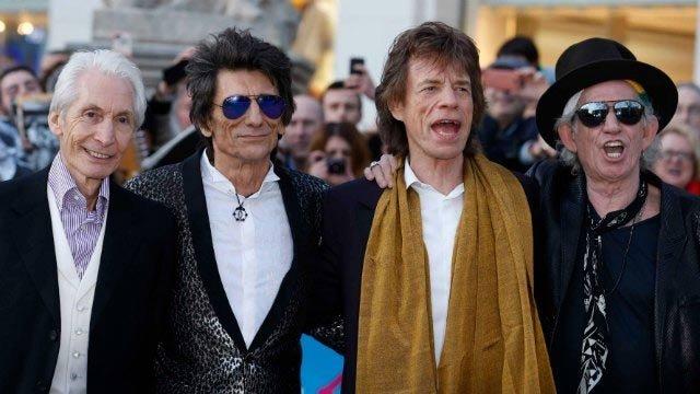 O kapele Rolling Stones vznikne prvý celovečerný film