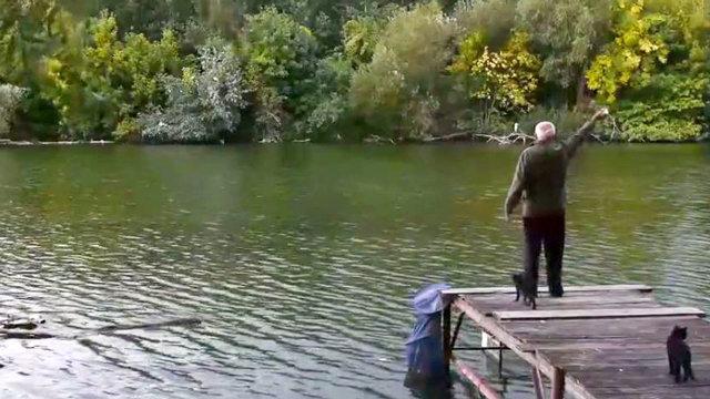 danubeStory: Odišiel z mesta a už 50 rokov žije na brehu dunajského ramena