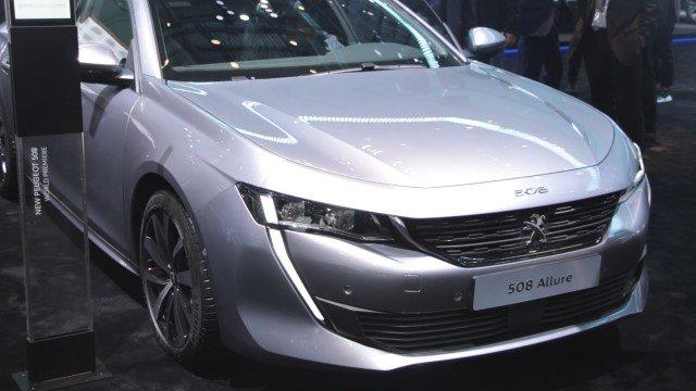 Autosalón Ženeva: Peugeot ukázal 508, novú vlajkovú loď