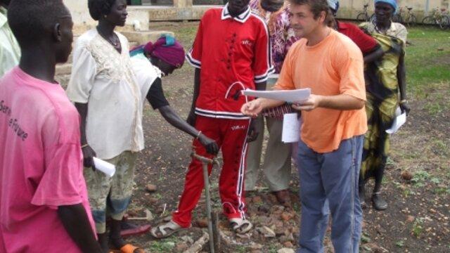 Sudán a Július Drugda