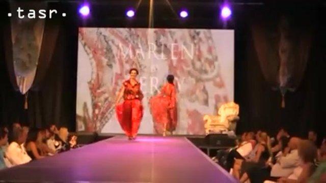 Fashion show Pavla Berkyho v Bratislave
