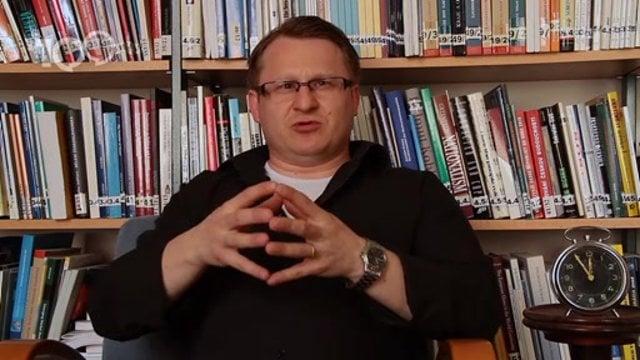 Pedagóg Hrabovský: Slováci by mali začať kritizovať samých seba