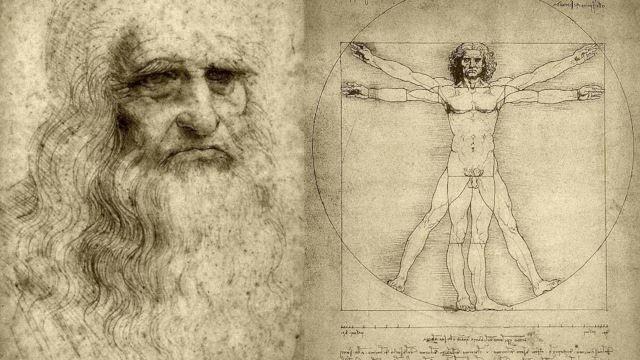 Leonardo da Vinci stále dokáže prekvapiť, našlo sa jeho nepoznané dielo