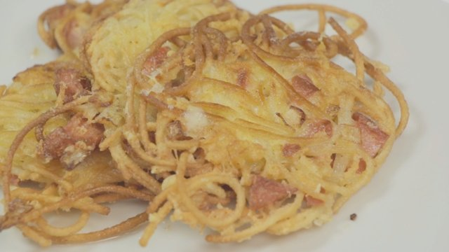 Kulinárske Tresty: Ako pripraviť Lacné špagetové placky