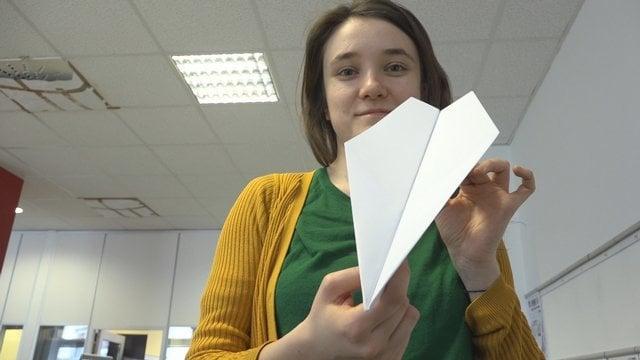 Ako si poskladať najlepšie papierové lietadielko
