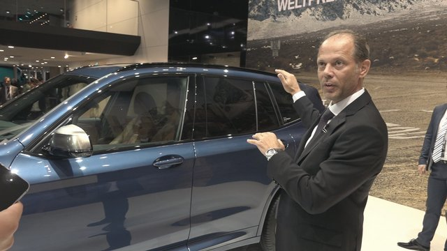 Nové BMW X3 sme si pozreli do detailu s vedúcim jeho vývoja
