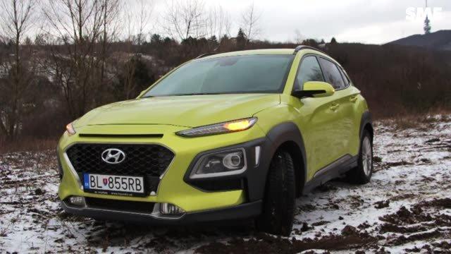 Hyundai Kona priniesol svieži vietor do segmentu SUV
