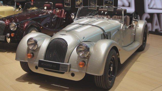 Autosalón Ženeva: Šesťdesiatročné autá sa vracajú do výroby