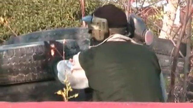Ako strieľať v Bratislave a ako sa nič zlé nestane