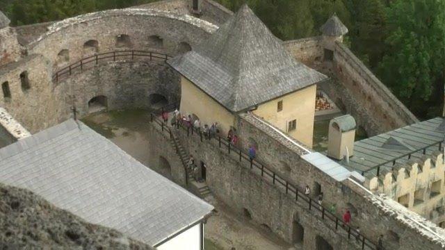 Ľubovniansky hrad strážil hranice