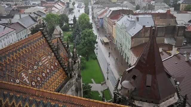 Slovensko za 42 dní: Košice