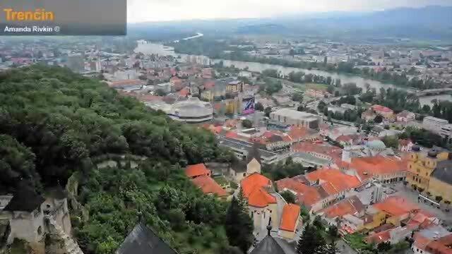 Slovensko za 42 dní: Krajina Trenčianskeho a Trnavského regiónu