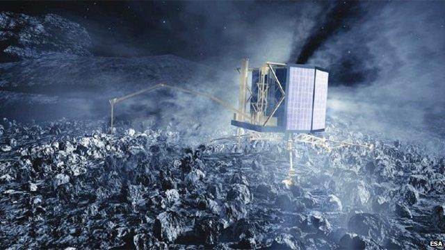 O kométach vieme málo. Zmení to sonda Rosetta