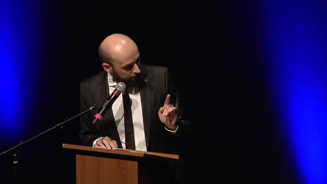 Hudák Nikodýmovi: Mítingy Smeru? Najlepší herecký výkon roka