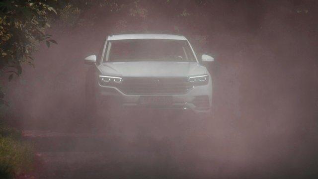 Nový Volkswagen Touareg chce byť ako Audi Q7