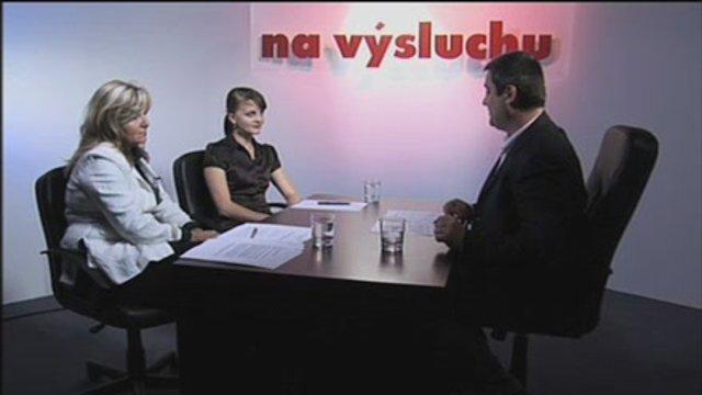 Jana Tutková a Oľga Pietruchová na výsluchu