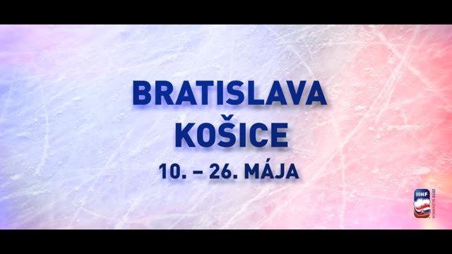 Organizátori MS v hokeji na Slovensku predstavili oficiálne propagacné video