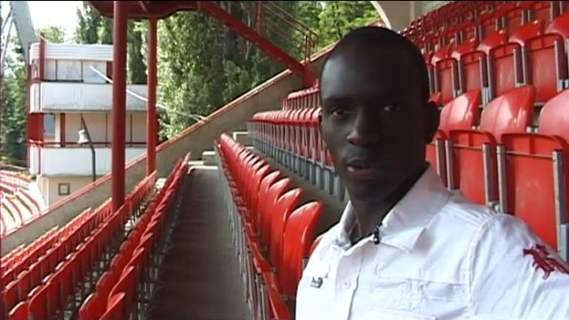 Ako ho nepoznáte: Futbalista Mouhamadou Seyé