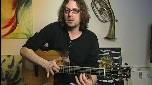 Ako vytvárať tóny na gitare