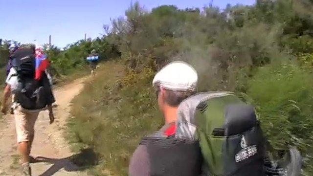 Galícia víta pútnika horami