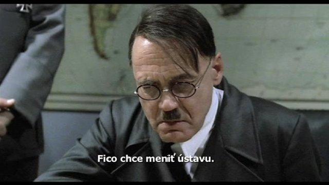 Čo by Hitler povedal na SNS