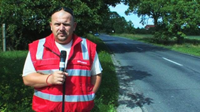 Vodiči – špekulanti ohrozujú obyvateľov Lehníc